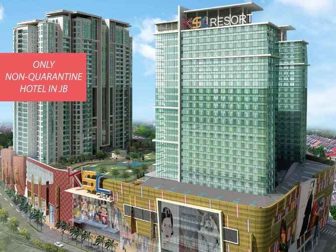 EXTERIOR_BUILDING KSL Hotel & Resort Johor Bahru