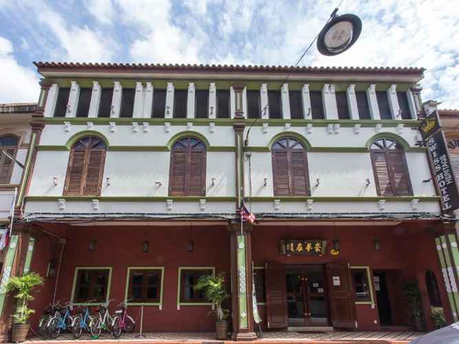 EXTERIOR_BUILDING Swiss Hotel Heritage Boutique Melaka @Red Square Jonker Street