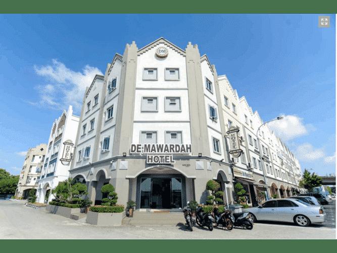 EXTERIOR_BUILDING De Mawardah Hotel