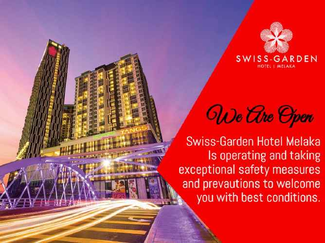 EXTERIOR_BUILDING Swiss-Garden Hotel Melaka