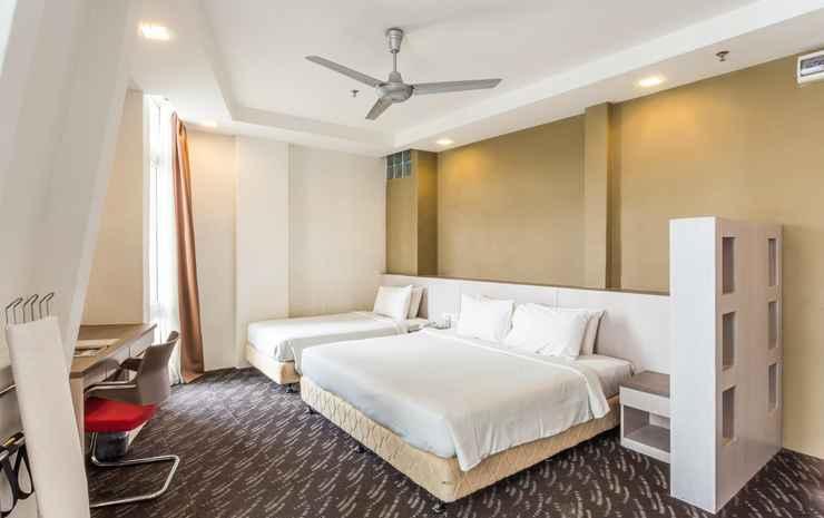 Scott Hotel KL Sentral Kuala Lumpur - Family Triple Room Only