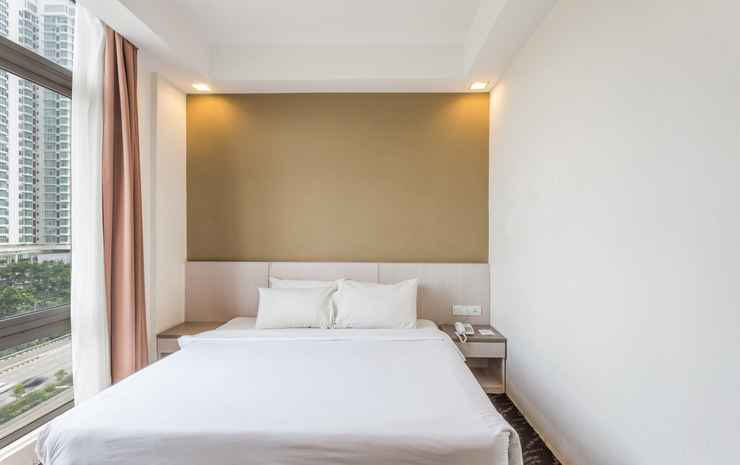 Scott Hotel KL Sentral Kuala Lumpur - Executive King Room Only