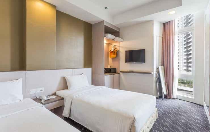 Scott Hotel KL Sentral Kuala Lumpur - Deluxe twin Room Only