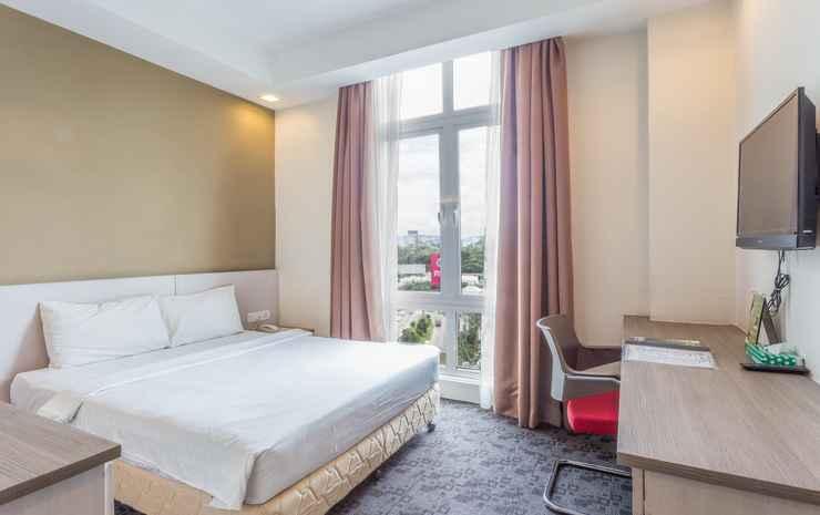 Scott Hotel KL Sentral Kuala Lumpur - Deluxe Queen Room Only