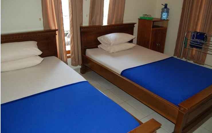 De Ibeel Pangandaran - AC Twin Bed