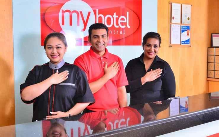 My Hotel @ Sentral Kuala Lumpur -