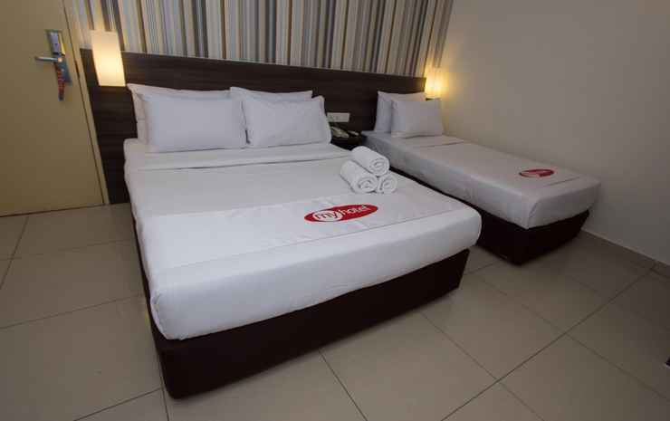 My Hotel @ Sentral Kuala Lumpur - Kamar Triple
