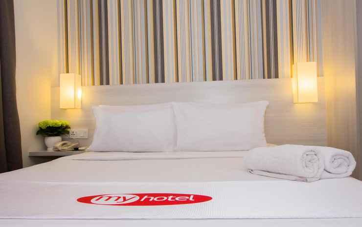My Hotel @ Sentral Kuala Lumpur - Standard Single - Room Only