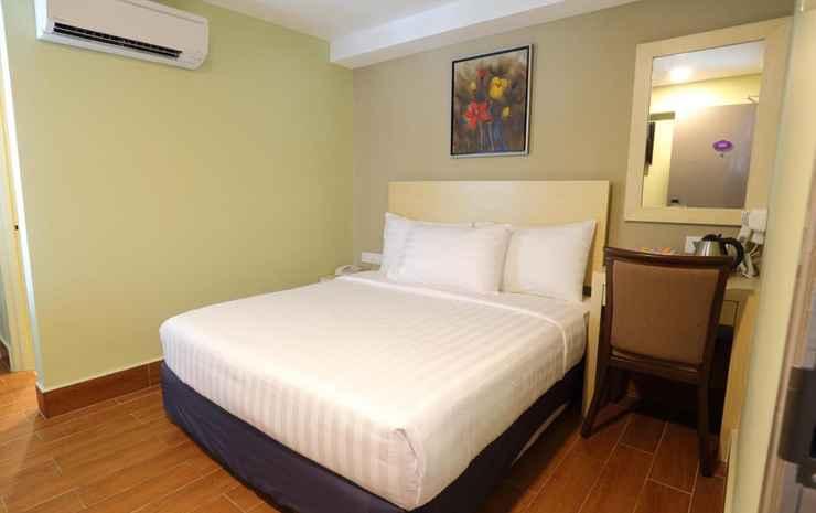 Metro Hotel KL Sentral Kuala Lumpur - Standard Queen Room (No Window) - Room Only