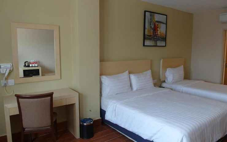 Metro Hotel KL Sentral Kuala Lumpur - Family Triple - Room Only