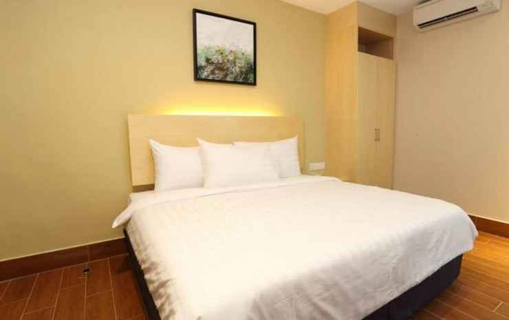 Metro Hotel KL Sentral Kuala Lumpur - Deluxe King Room - Room Only