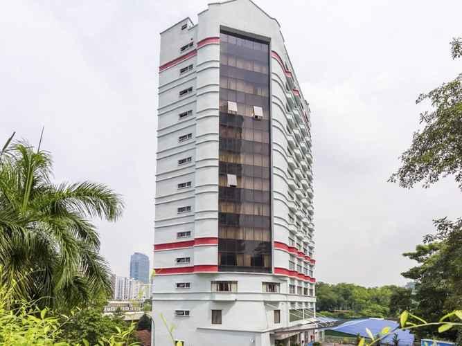 EXTERIOR_BUILDING Ray Parc Hotel Kuala Lumpur