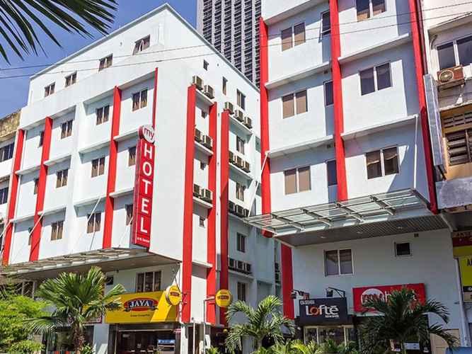 EXTERIOR_BUILDING My Hotel @ KL Sentral