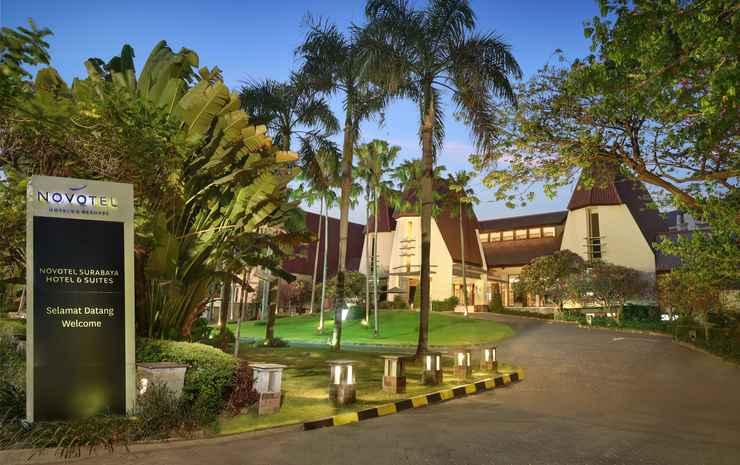 Novotel Surabaya Hotel & Suite Surabaya -