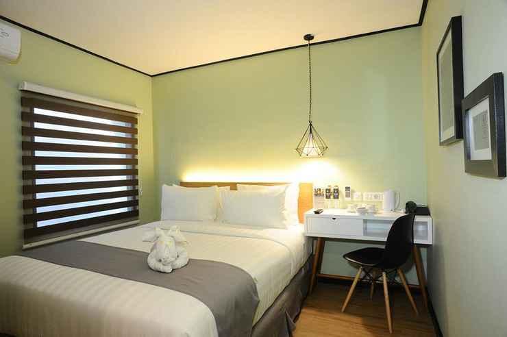 BEDROOM Allstay Ecotel Yogyakarta