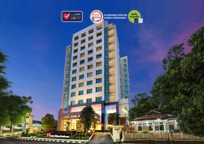 EXTERIOR_BUILDING Swiss-Belhotel Maleosan Manado