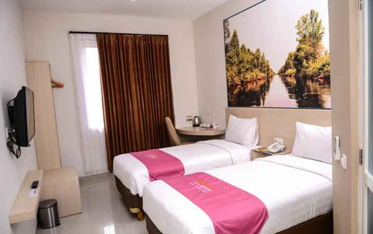 Midtown Xpress Sampit - Kalimantan Tengah Kotawaringin Timur - Groovy Twin Room Only