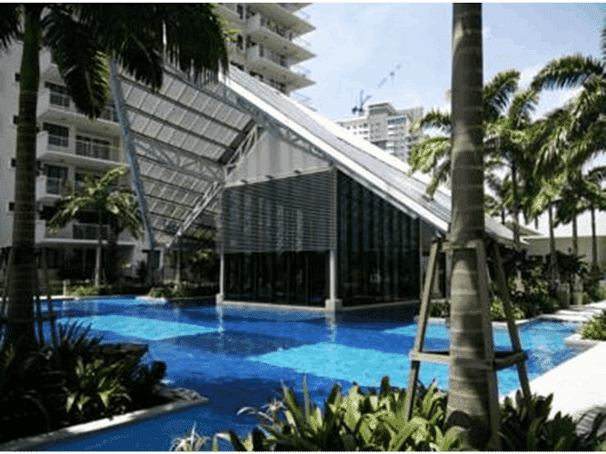 EXTERIOR_BUILDING Indah Alam Vacation Home