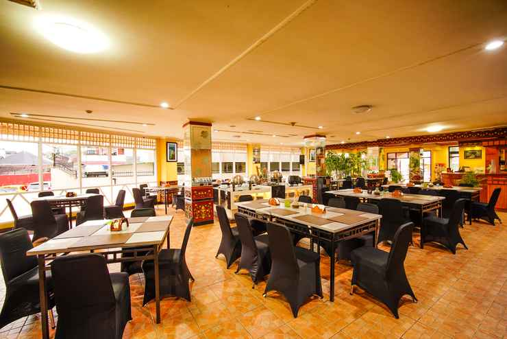 RESTAURANT Kharisma Hotel