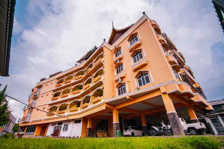 EXTERIOR_BUILDING Kharisma Hotel