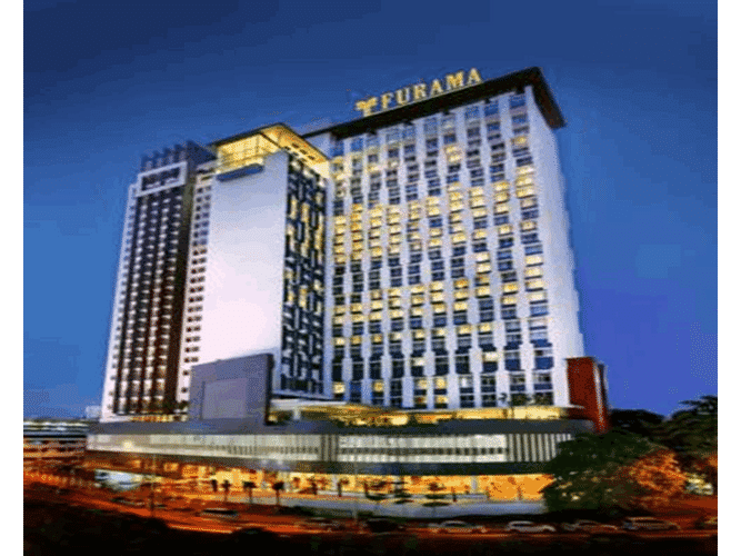 EXTERIOR_BUILDING Furama Bukit Bintang, Kuala Lumpur