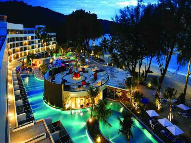 SWIMMING_POOL Hard Rock Hotel Penang