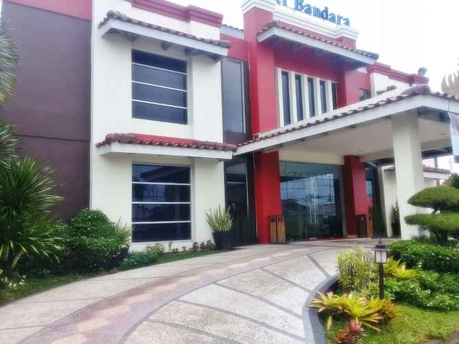 EXTERIOR_BUILDING Hotel Bandara Syariah
