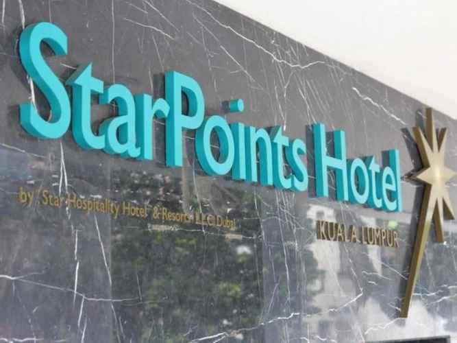 EXTERIOR_BUILDING Star Points Hotel Kuala Lumpur