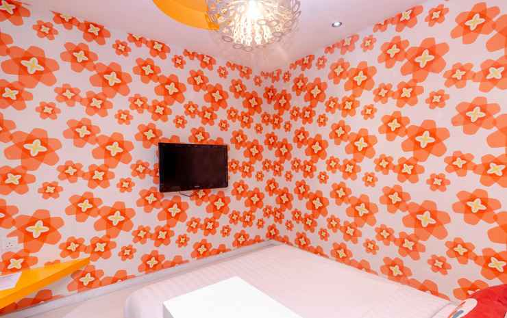 Rooms Boutique Hotel Johor - Deluxe King