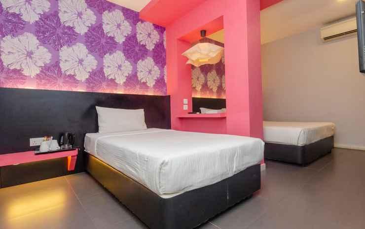 Rooms Boutique Hotel Johor - Suite Triple