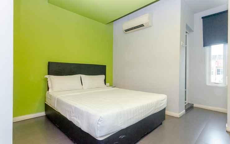 Rooms Boutique Hotel Johor - Deluxe Queen Room