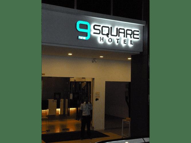 LOBBY 9 Square Hotel - Bangi