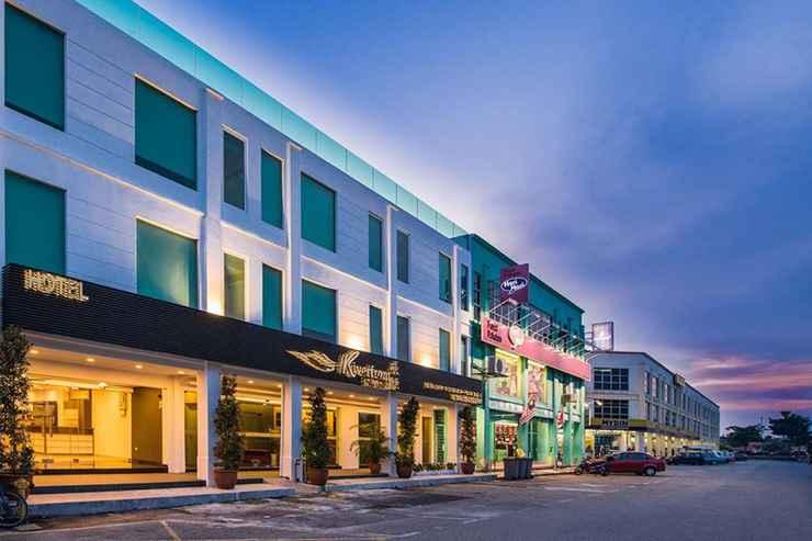 EXTERIOR_BUILDING Riverfront Sentral Boutique Hotel