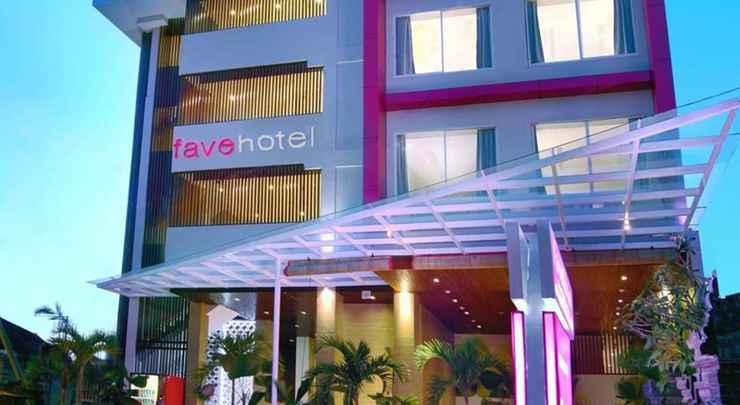 EXTERIOR_BUILDING favehotel Kuta Square