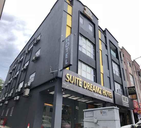 EXTERIOR_BUILDING Suite Dreamz Hotel