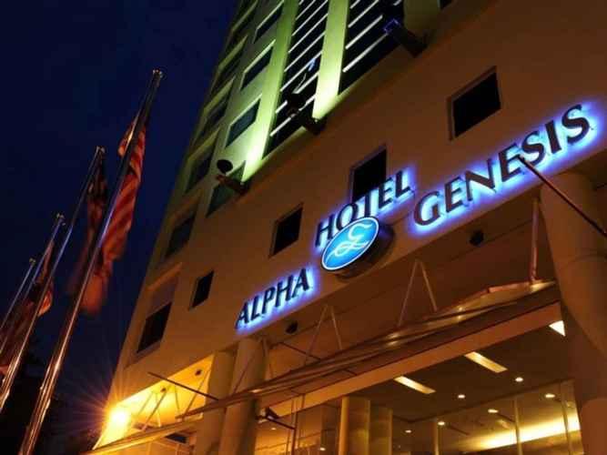EXTERIOR_BUILDING Alpha Genesis Hotel