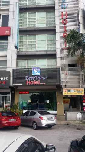 EXTERIOR_BUILDING Best View Hotel Puchong