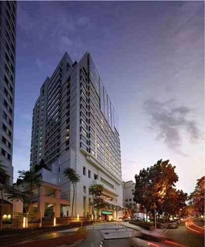 EXTERIOR_BUILDING G Hotel Gurney