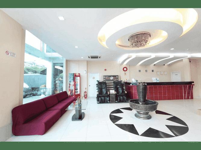 LOBBY Best View Hotel Sunway Mentari