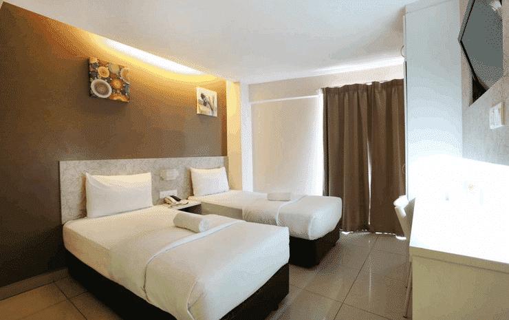 Best View Sri Hartamas Kuala Lumpur - Superior Twin Room