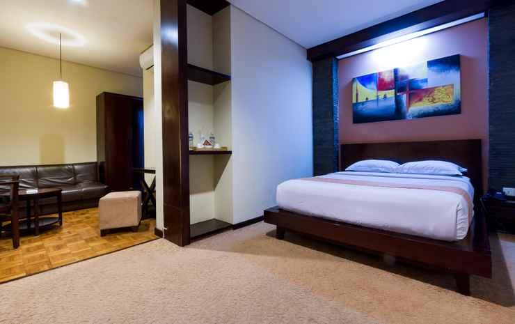 Royal Denai View Hotel Bukittinggi - Junior Suite King Bed (Room Only)