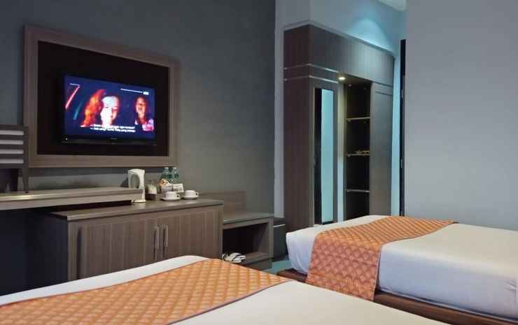 Royal Denai View Hotel Bukittinggi - Deluxe Twin Bed  (Room Only)