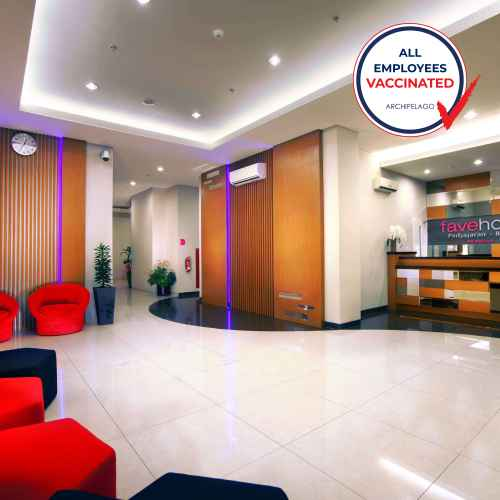 LOBBY Favehotel Padjadjaran Bogor