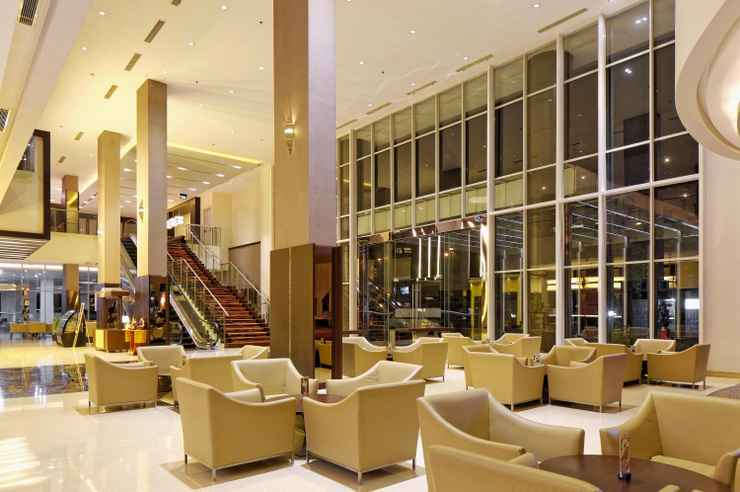 LOBBY Aston Imperium Purwokerto Hotel