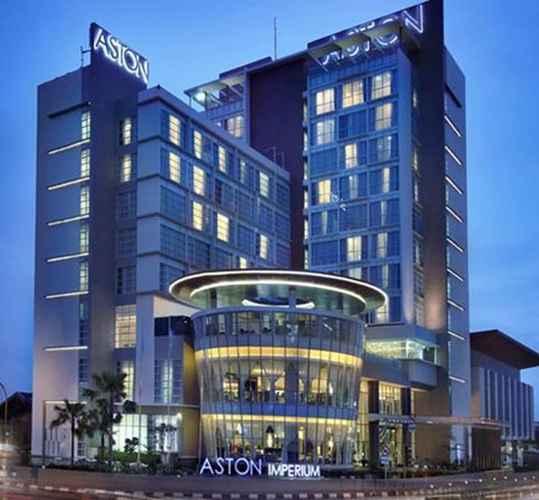 EXTERIOR_BUILDING Aston Imperium Purwokerto Hotel