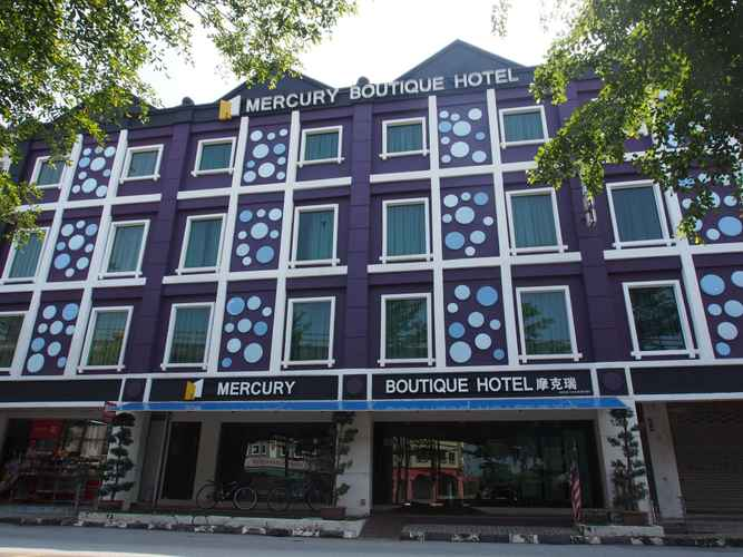 EXTERIOR_BUILDING Mercury Boutique Hotel