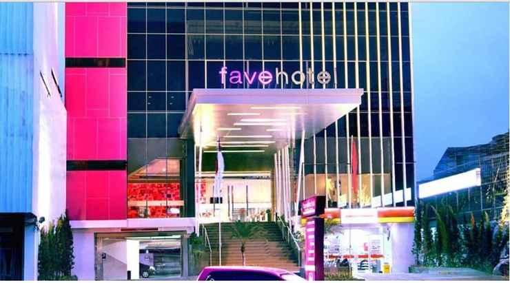 EXTERIOR_BUILDING Favehotel Pasar Baru