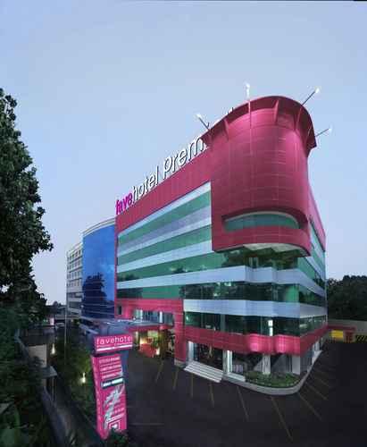 EXTERIOR_BUILDING favehotel Premier Cihampelas