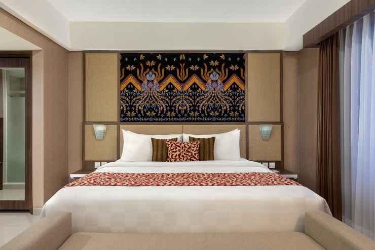 LOBBY The Alana Hotel & Conference Center Malioboro Yogyakarta by ASTON