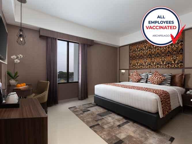 BEDROOM The Alana Hotel & Conference Center Malioboro Yogyakarta by ASTON